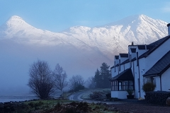 Winter at Pier House